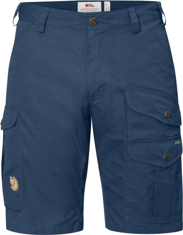 Fjällräven Barents Pro Shorts Sininen 52