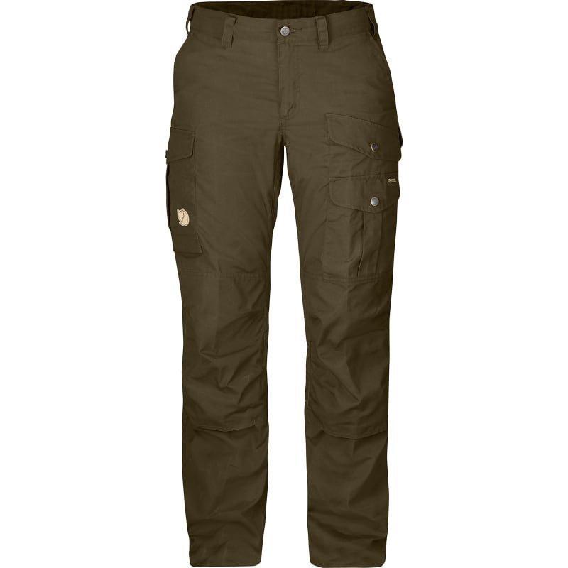 Fjällräven Barents Pro Trousers W 34 DK.OLIVE-DK.OLIVE