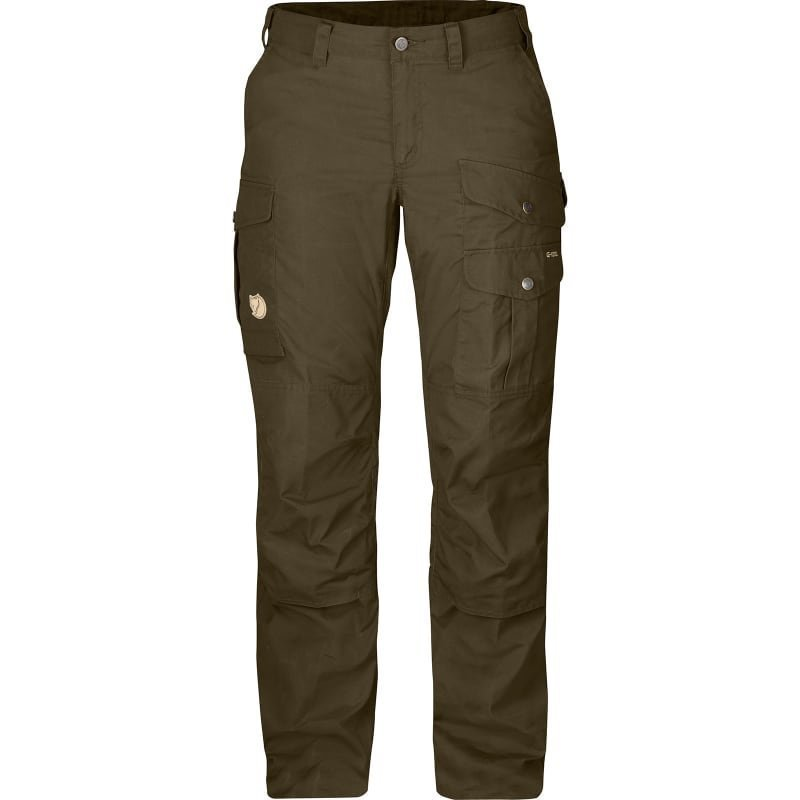 Fjällräven Barents Pro Trousers W 36 DK.OLIVE-DK.OLIVE