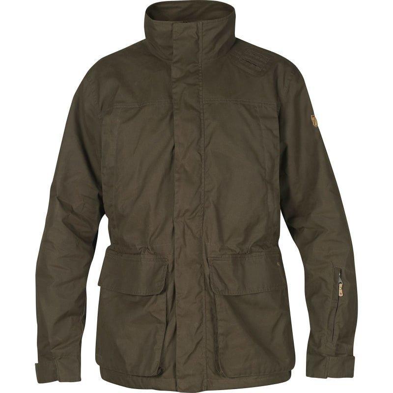 Fjällräven Brenner Pro Jacket XXL Dark Olive