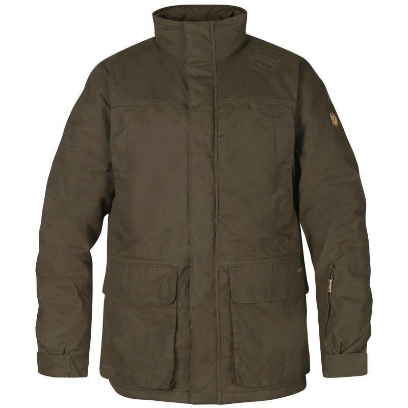 Fjällräven Brenner Pro Padded Jacket S Dark Olive