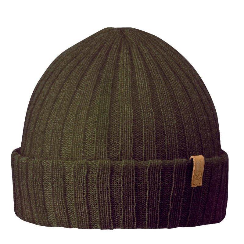 Fjällräven Byron Hat Thin 1SIZE Dark Olive