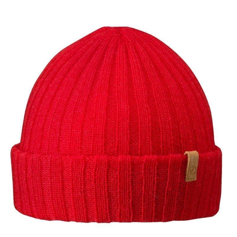 Fjällräven Byron Hat Thin 1SIZE Red