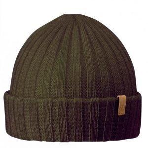 Fjällräven Byron Hat Thin Tumma oliivi