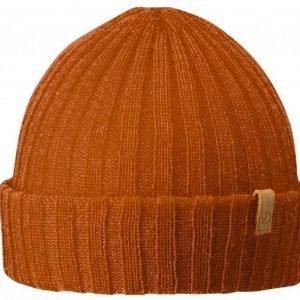 Fjällräven Byron Hat Thin Tumma oranssi