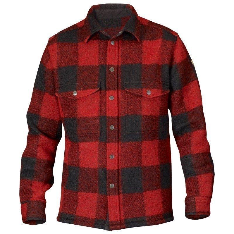 Fjällräven Canada Shirt M Red