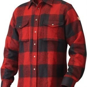 Fjällräven Canada Shirt Punainen S