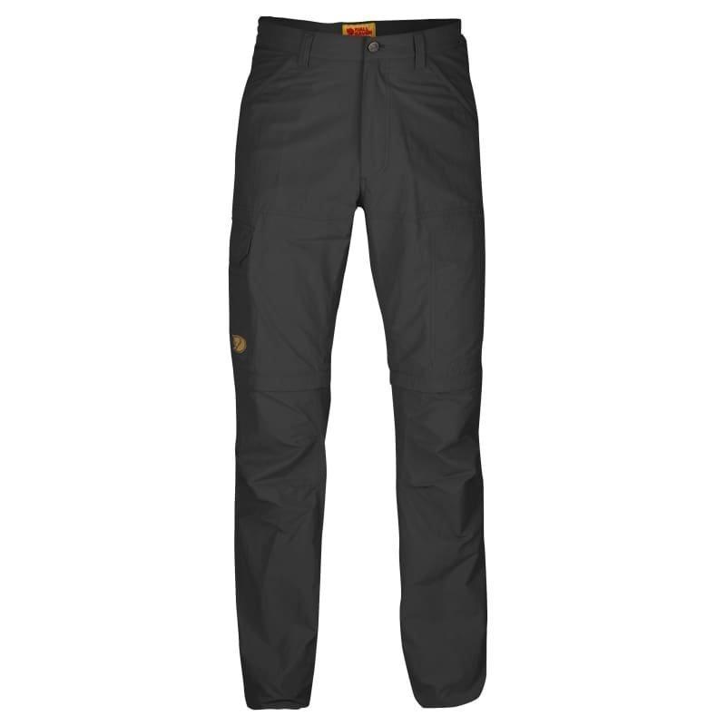 Fjällräven Cape Town MT Zip-Off Trousers 46 Dark Grey