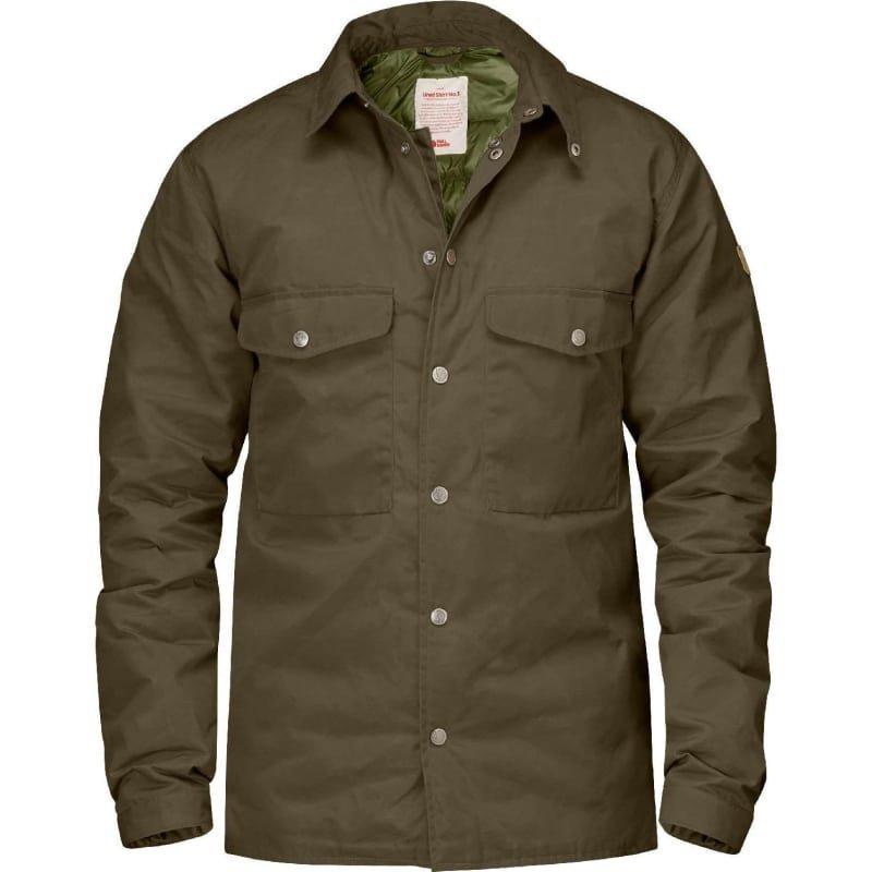 Fjällräven Down Shirt No.1 M Dark Olive