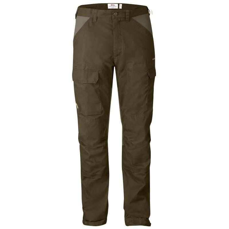 Fjällräven Drev Trousers 58 Dark Olive