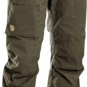 Fjällräven Drev Trousers Dark Olive 46
