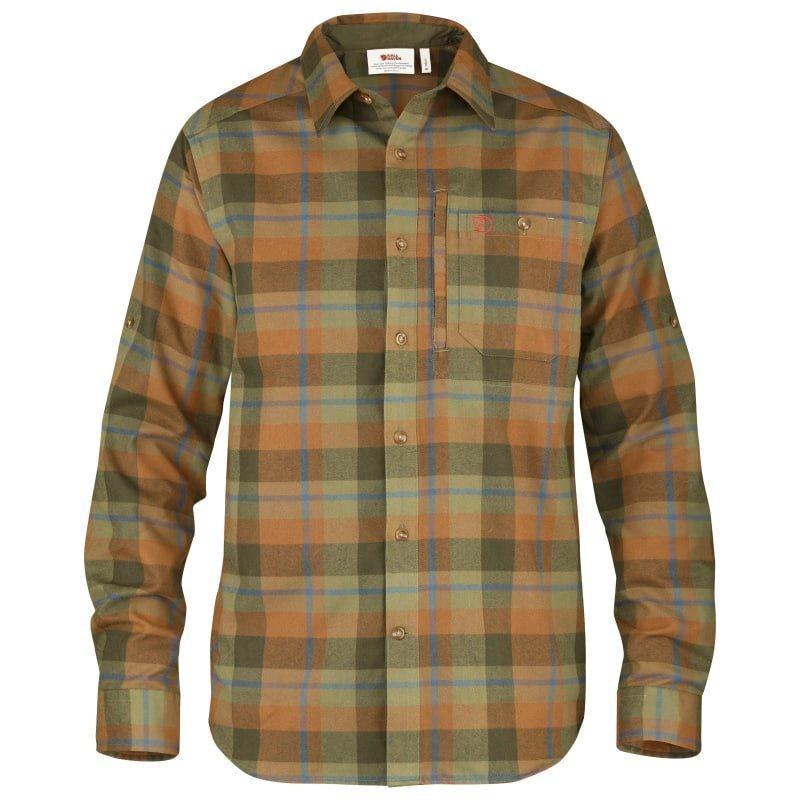 Fjällräven Fjällglim Shirt L Chestnut
