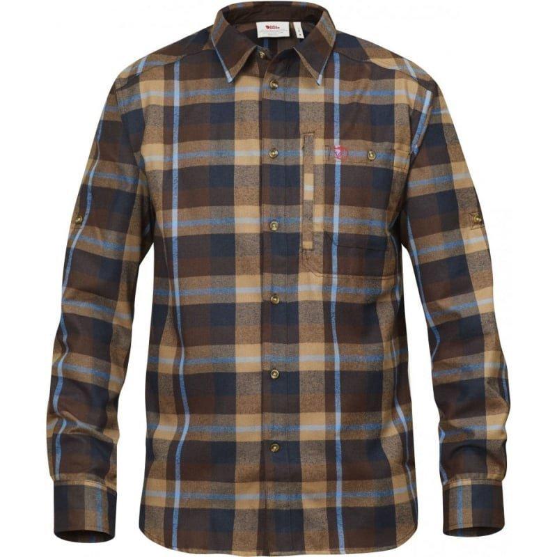Fjällräven Fjällglim Shirt S Umbra