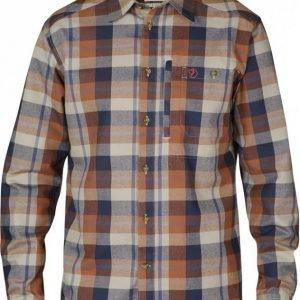 Fjällräven Fjällglim Shirt Tumma oranssi M