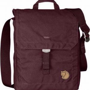 Fjällräven Foldsack No. 3 Tummanpunainen