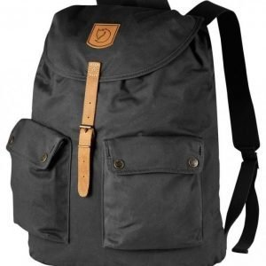Fjällräven Greenland Backpack Musta