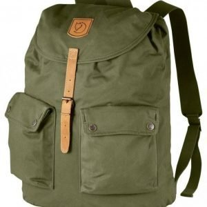 Fjällräven Greenland Backpack Vihreä