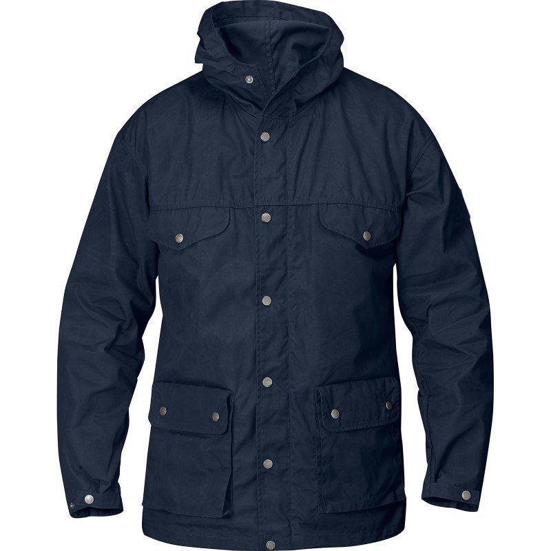 Fjällräven Greenland Jacket S Dark Navy