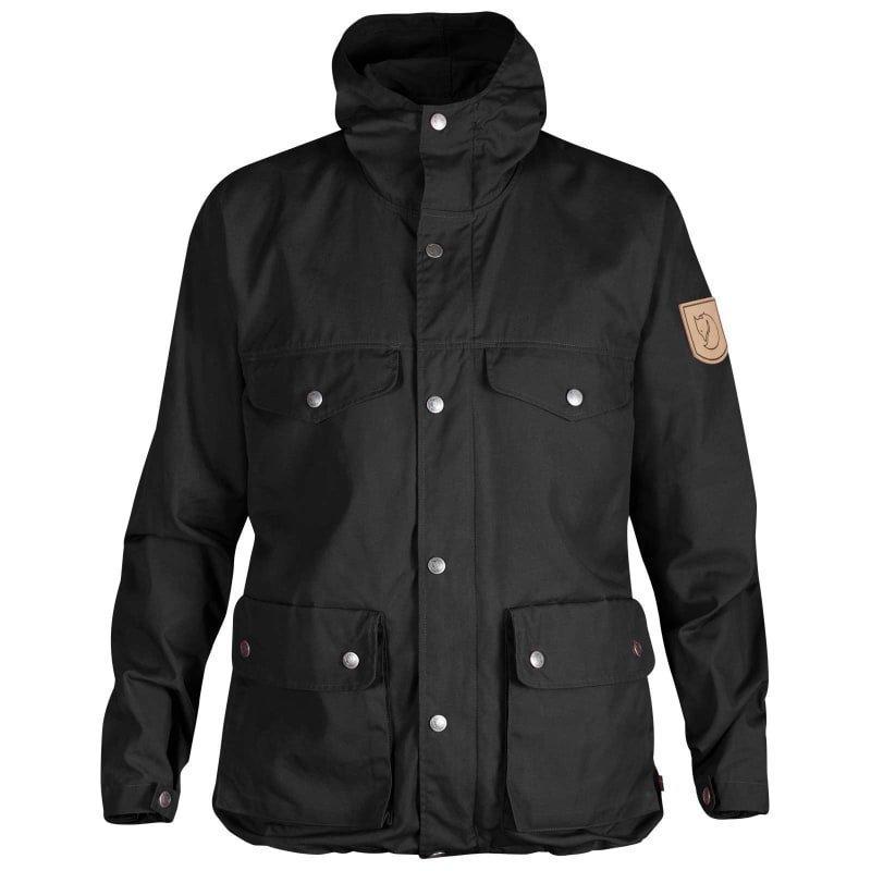 Fjällräven Greenland Jacket W M Black