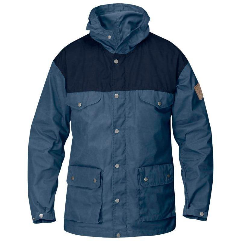 Fjällräven Greenland Jacket XS Uncle Blue-Dk Navy