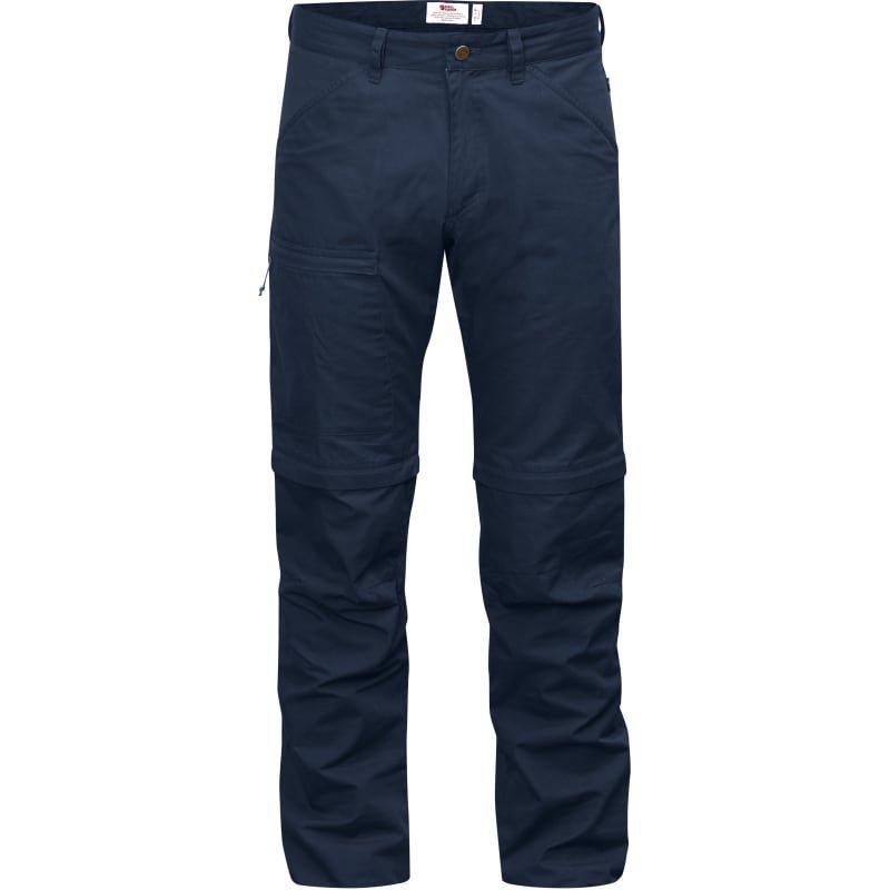 Fjällräven High Coast Zip-Off Trousers 46 Navy