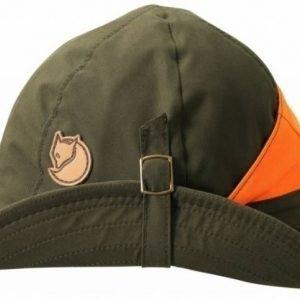 Fjällräven Hjort Hat Dark Olive XL