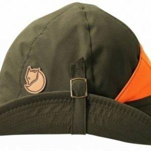 Fjällräven Hjort Hat Dark Olive XXL