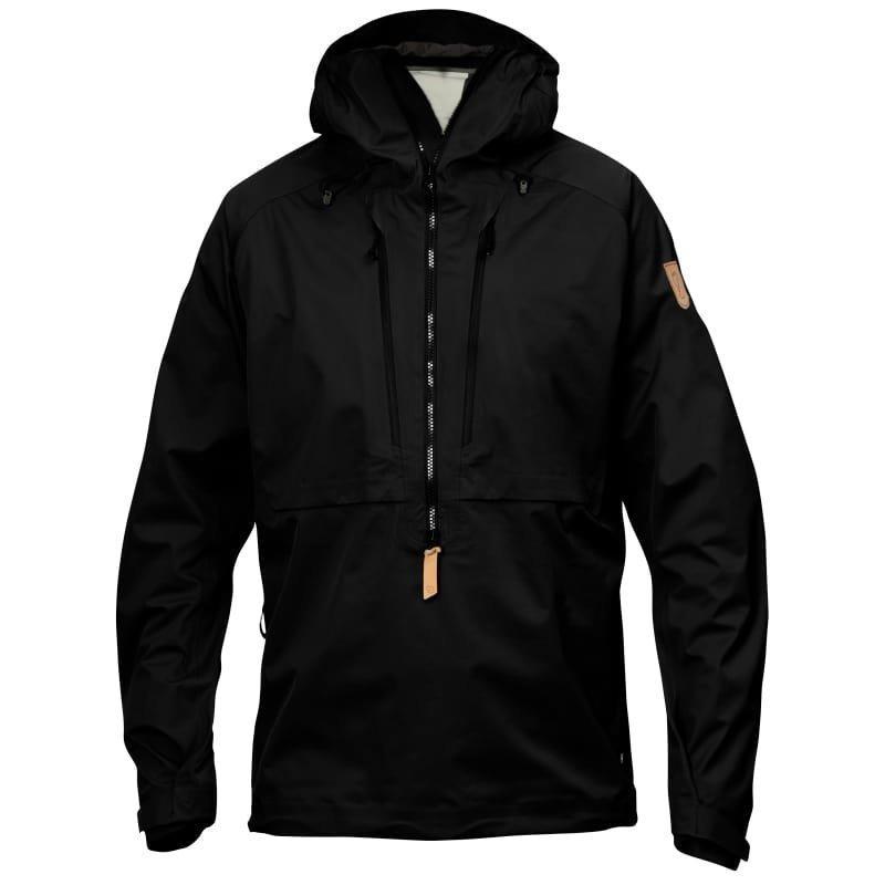 Fjällräven Keb Eco-Shell Anorak XS Black