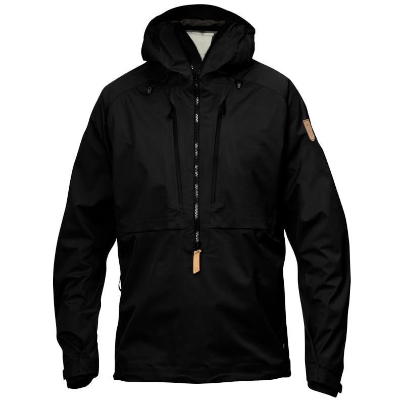 Fjällräven Keb Eco-Shell Anorak XXL Black