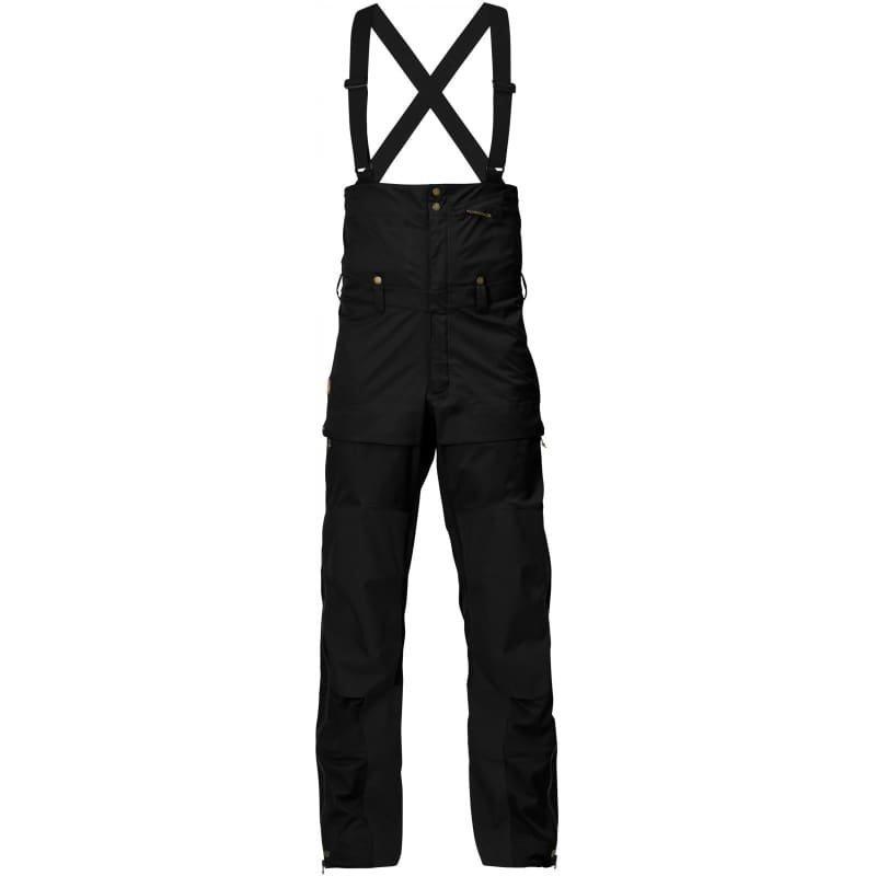 Fjällräven Keb Eco-Shell Bib Trousers L Black