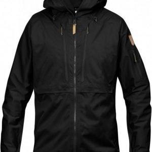 Fjällräven Keb Eco-Shell Jacket Musta S