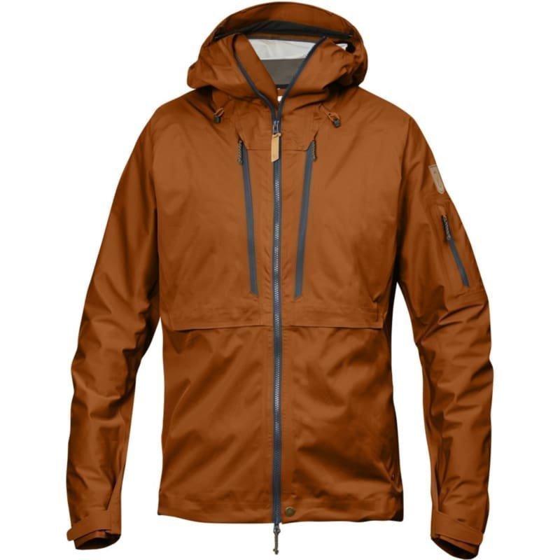 Fjällräven Keb Eco-Shell Jacket S Autumn Leaf