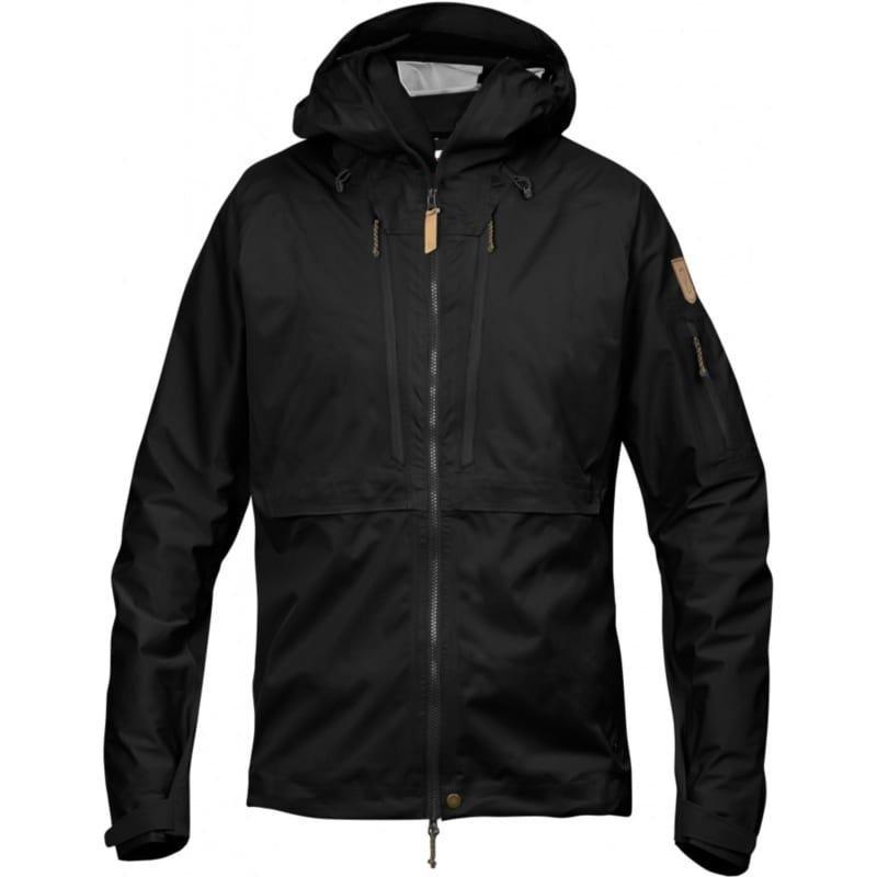Fjällräven Keb Eco-Shell Jacket S Black