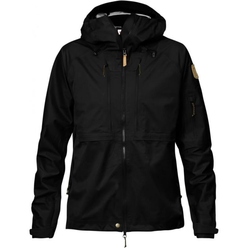 Fjällräven Keb Eco-Shell Jacket W M Black