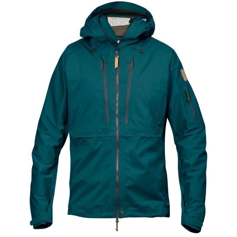 Fjällräven Keb Eco-Shell Jacket XS Glacier Green