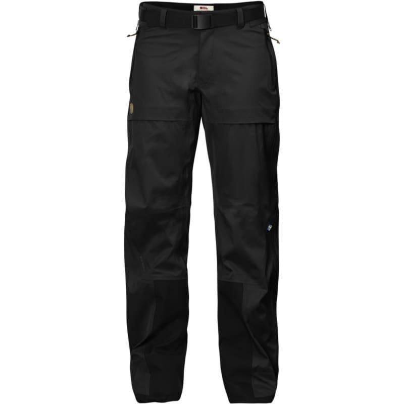 Fjällräven Keb Eco-Shell Trousers W XXS Black