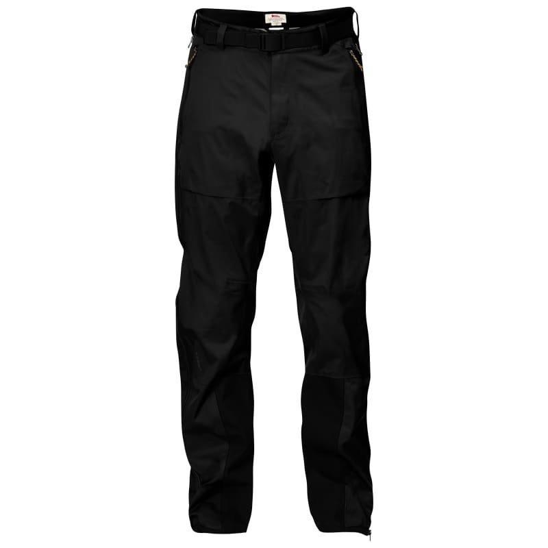 Fjällräven Keb Eco-Shell Trousers XS Black