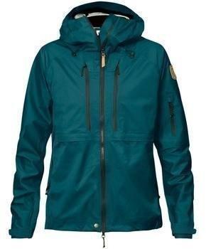 Fjällräven Keb Eco-Shell Women's Jacket Glacier XL