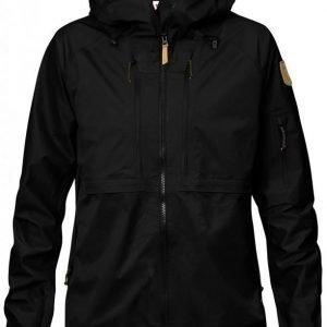 Fjällräven Keb Eco-Shell Women's Jacket Musta M