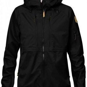Fjällräven Keb Eco-Shell Women's Jacket Musta S