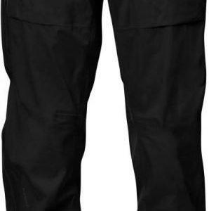 Fjällräven Keb Eco Shell Women's Trousers Musta XL