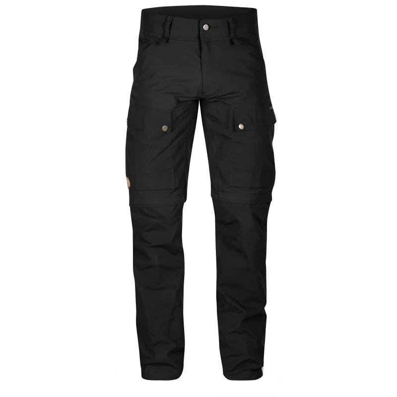 Fjällräven Keb Gaiter Trousers Long 48 Black/Black