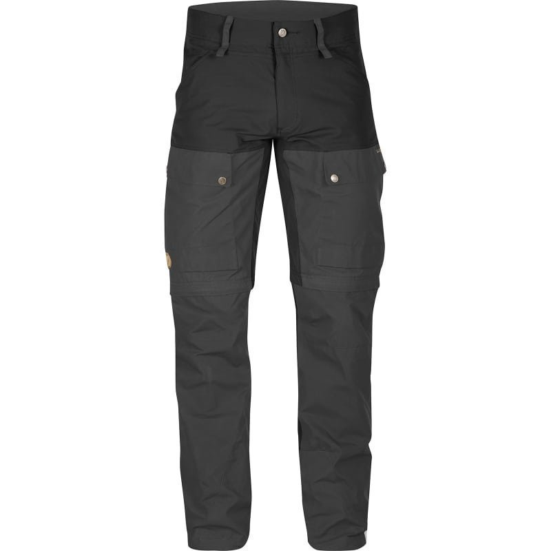 Fjällräven Keb Gaiter Trousers Long 50 Black