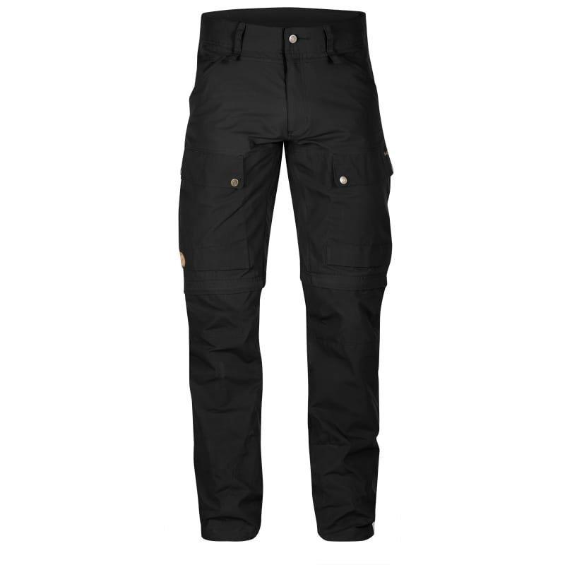 Fjällräven Keb Gaiter Trousers Long 50 Black/Black