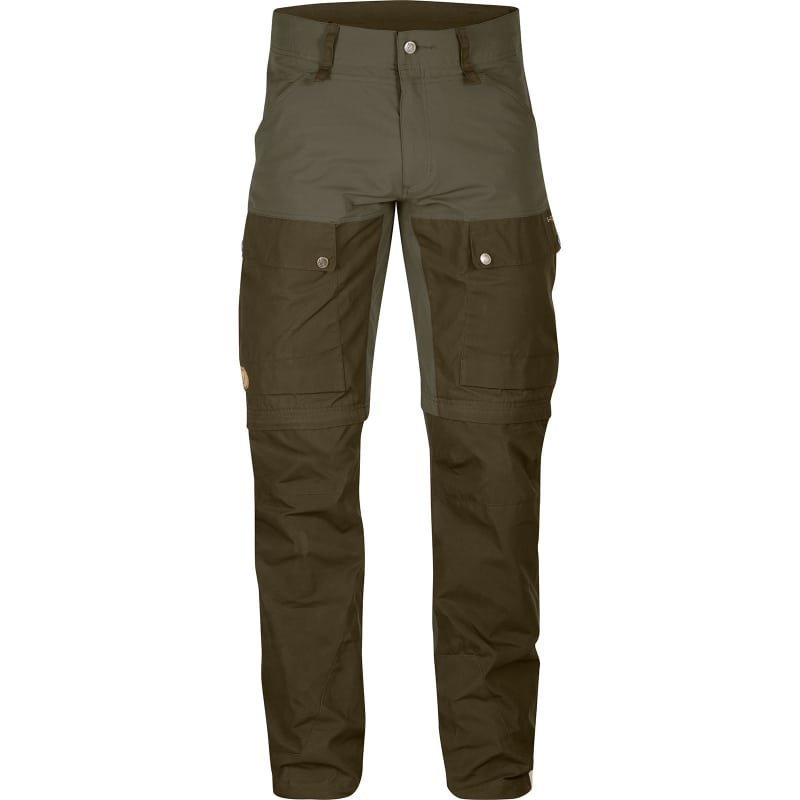 Fjällräven Keb Gaiter Trousers Long 52 Tarmac