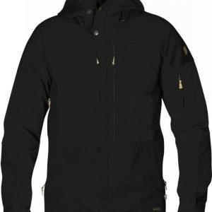 Fjällräven Keb Jacket Musta L
