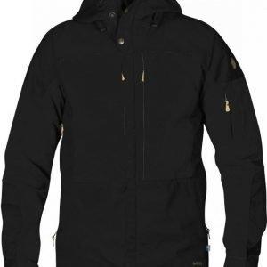 Fjällräven Keb Jacket Musta XS