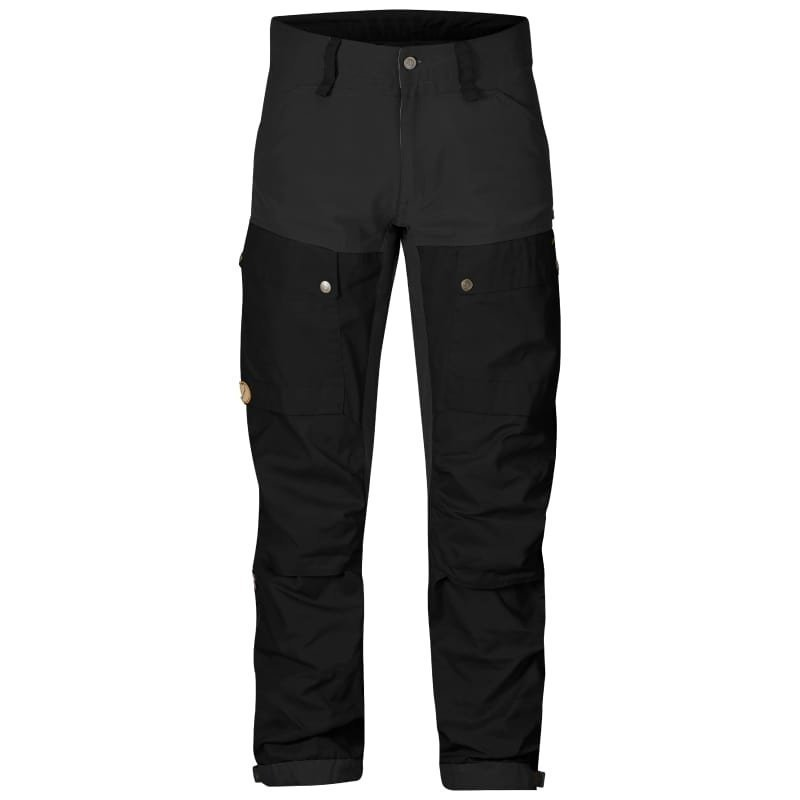 Fjällräven Keb Trousers Long 44 Black