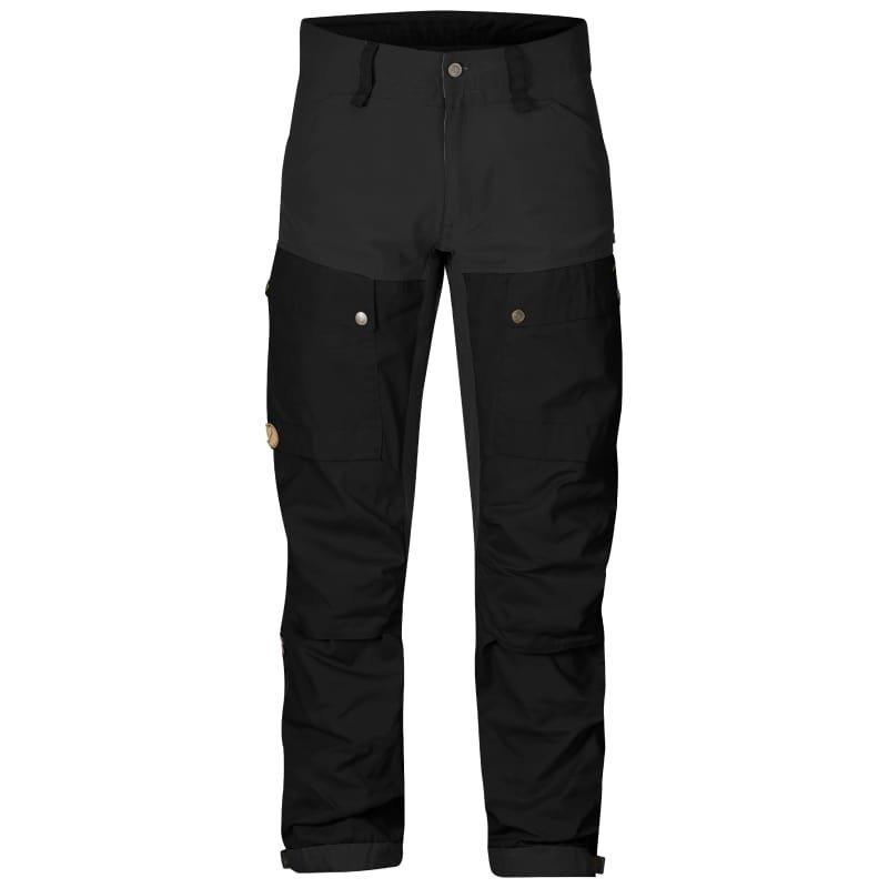 Fjällräven Keb Trousers Long 46 Black