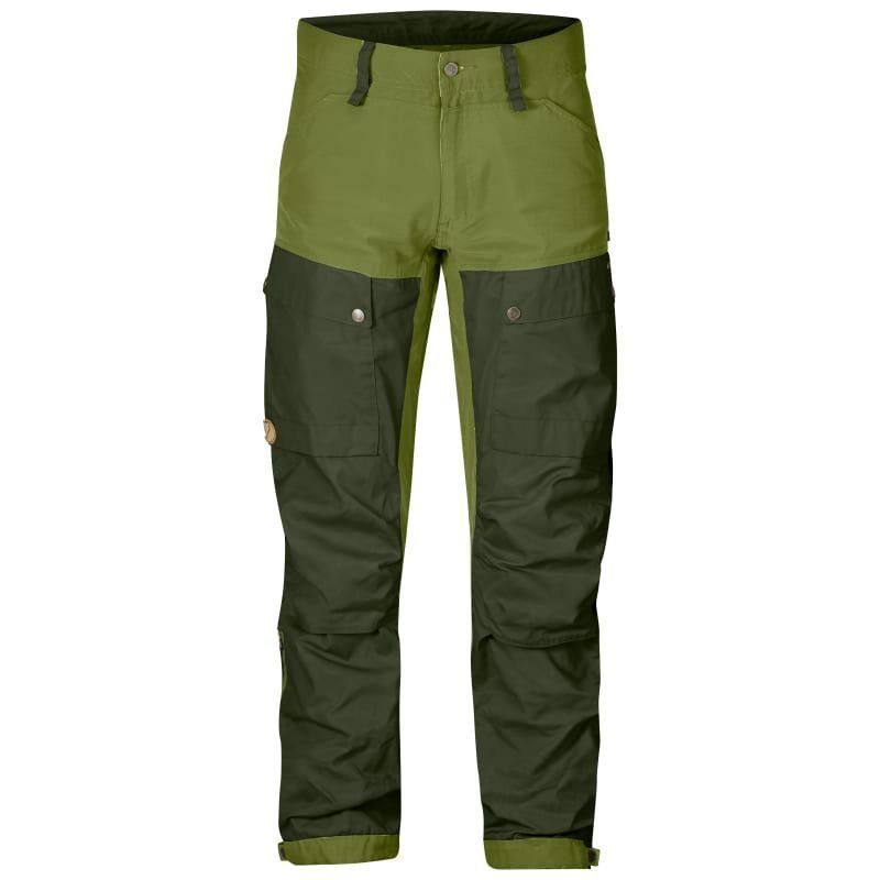Fjällräven Keb Trousers Long 46 Olive/Avocado